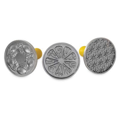 Nordic Ware Citrus Cookie Stamps