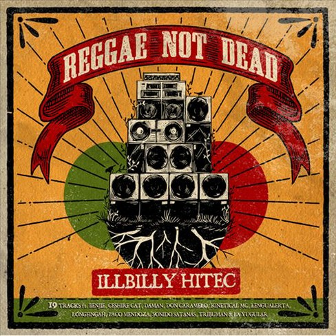 Illbilly hitec - Reggae not dead (CD) - image 1 of 1