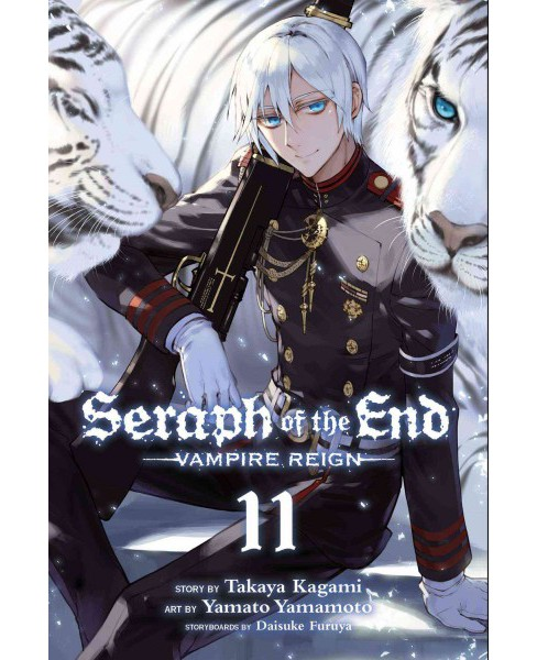 Seraph of the End Vampire Reign 11 (Paperback) (Takaya Kagami) - image 1 of 1