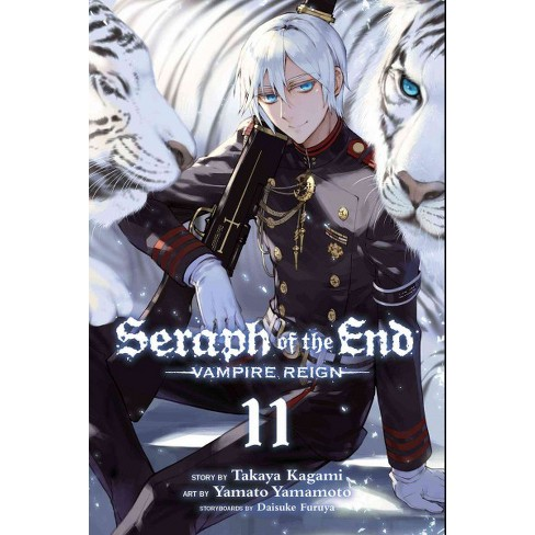 seraph of the end vampire reign 11 paperback target