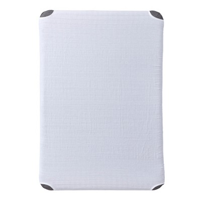 HALO Innovations Baby Fitted Sheet - White