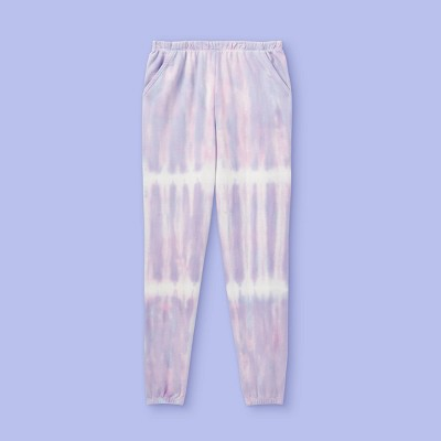 Girls' Tie-Dye Jogger Pants - More Than Magic™