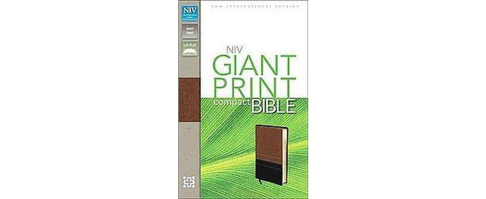 Zondervan Holy Bible : New International Version, Sierra ...