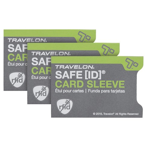 Travelon® RFID Credit Card Sleeve Safe (ID)® - image 1 of 3