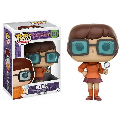 Funko POP Animation Scooby Doo Velma Mini Figure - image 1 of 1