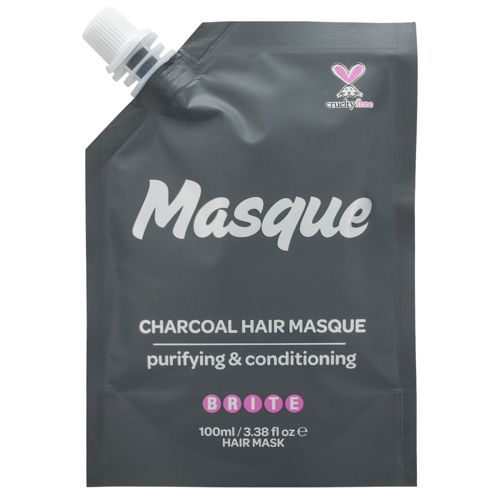 Image of BRITE Charcoal Hair Masque - 3.38 fl oz