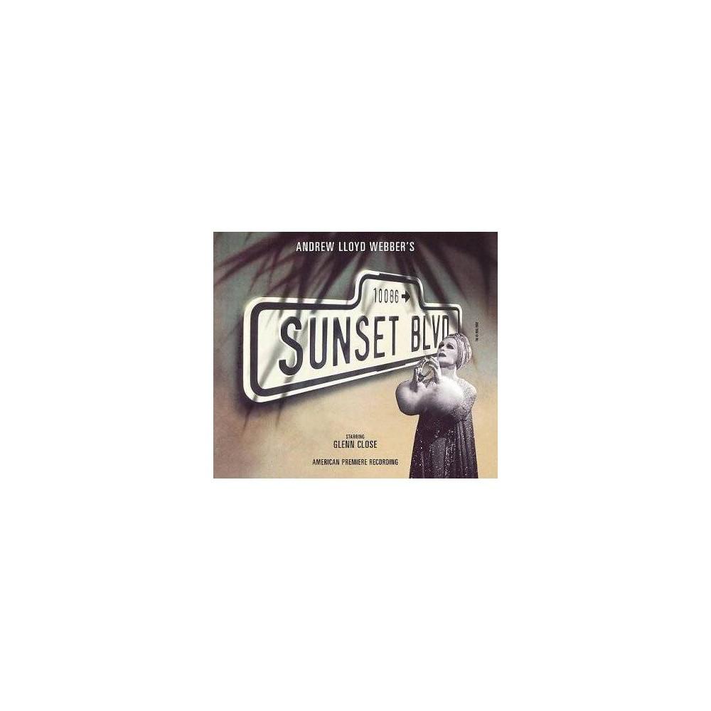 Andrew Lloyd Webber - Sunset Boulevard (CD)