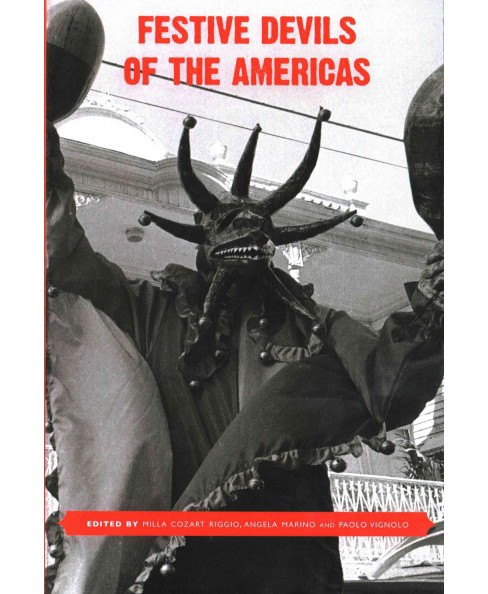 Festive Devils of the Americas (Paperback) - image 1 of 1