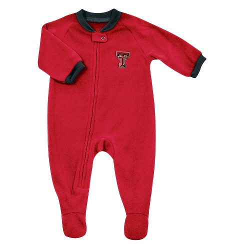 NCAA Texas Tech Red Raiders Baby Snuggle Bug Sleep N' Play - image 1 of 1