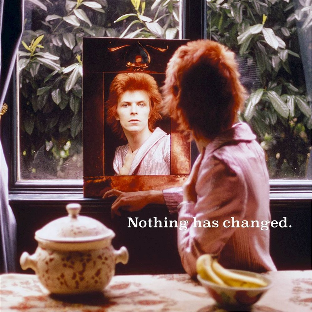 David bowie - Nothing has changed (Vinyl)