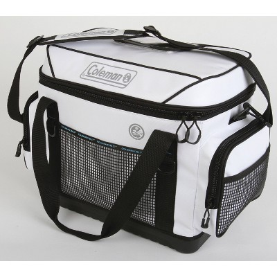 Coleman Soft Sided 56qt Marine Cooler Bag - White