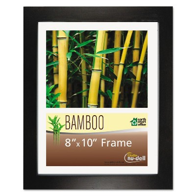 Nudell Bamboo Frame 8 x 10 Black 14181