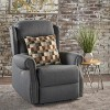 Dezzie Tufted Power Recliner - Christopher Knight Home - image 2 of 4