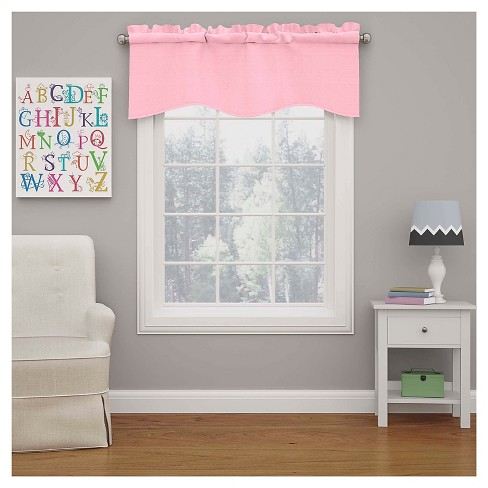 Kendall Blackout Wave Window Valance - Eclipse My Scene - image 1 of 1