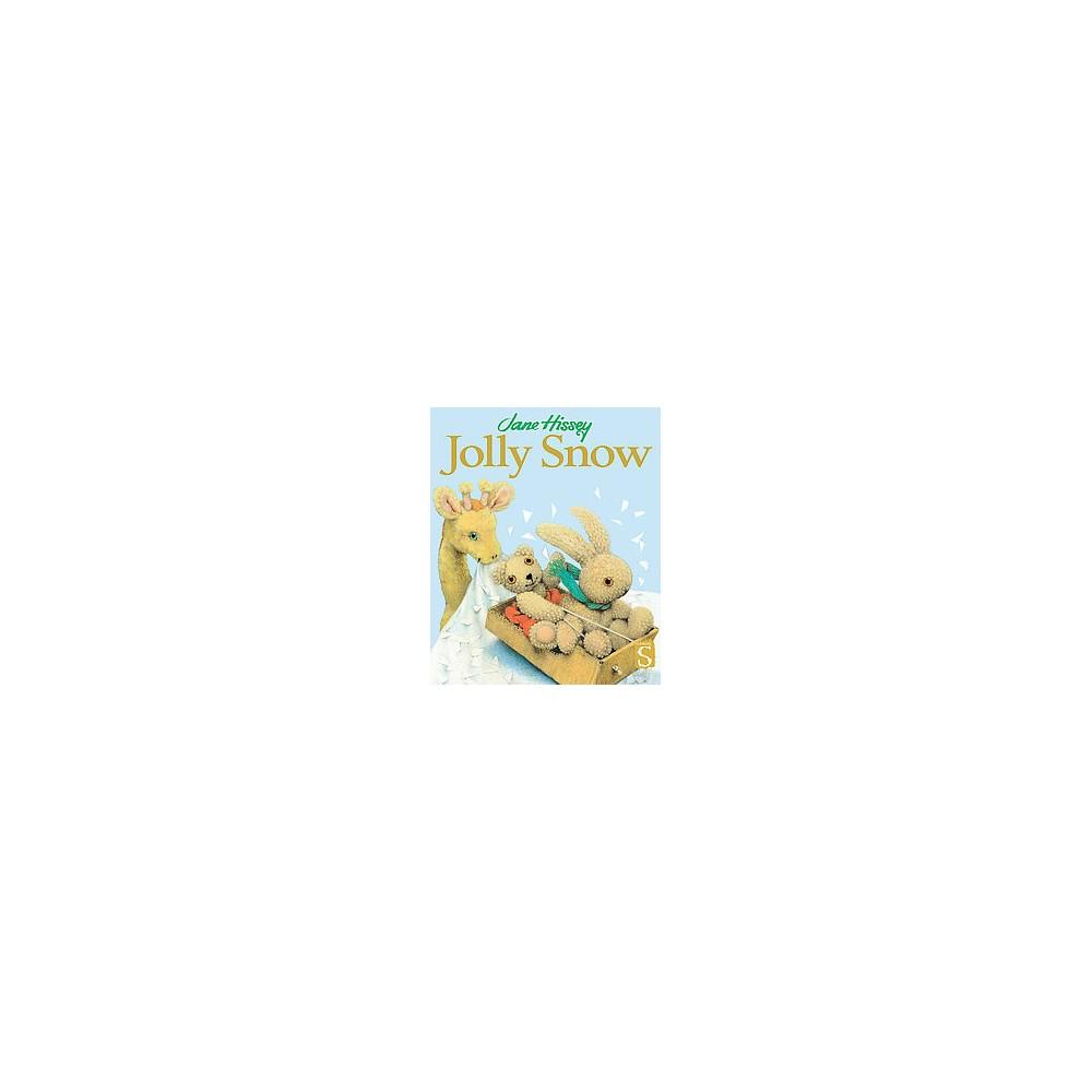 Jolly Snow (Hardcover) (Jane Hissey)