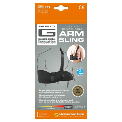 Neo G Airflow Breathable Arm Sling - One Size - image 1 of 5
