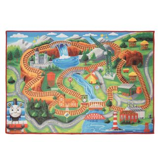 "Thomas & Friends 31.5""x44"" Game Rug"