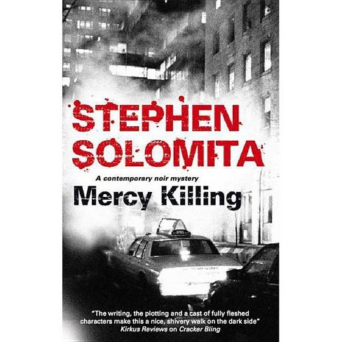 Mercy Killing - by  Stephen Solomita (Hardcover) - image 1 of 1