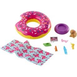 Barbie Donut Floaty Accessory