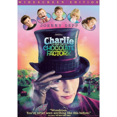 Charlie and the Chocolate Factory (WS) (DVD) - image 1 of 1