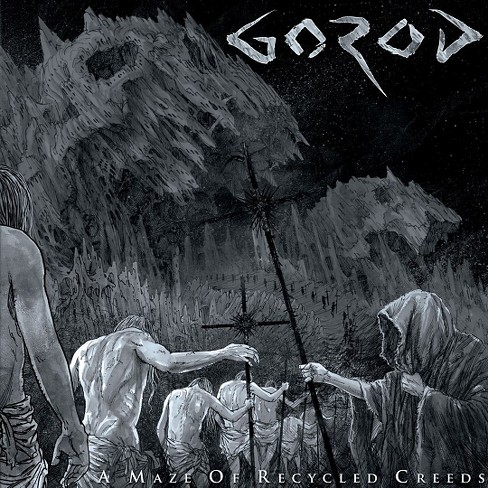 Gorod - Maze of recycled creeds (Vinyl) - image 1 of 1