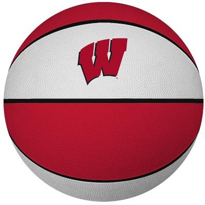NCAA Wisconsin Badgers Mini Basketball