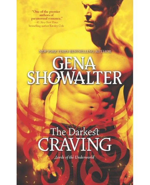 The Darkest Craving (Paperback) by Gena Showalter - image 1 of 1