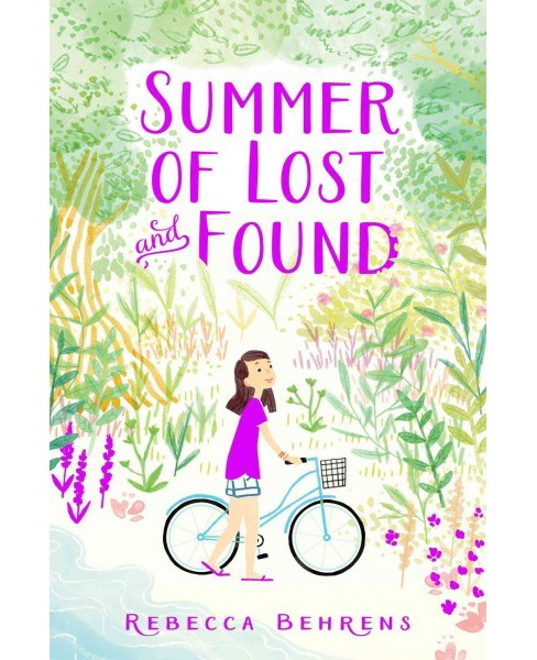 Summer of Lost and Found -  Reprint by Rebecca Behrens (Paperback) - image 1 of 1