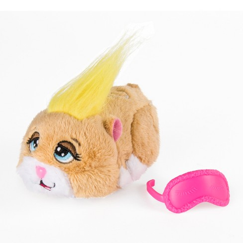 "Zhu Zhu Pets - Vacation Peanut 4"" Hamster Toy with Sound and Movement - image 1 of 3"