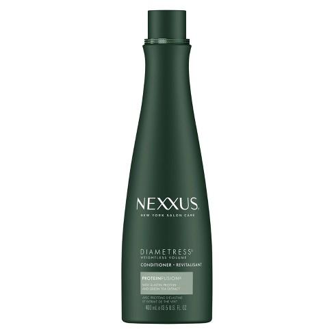 Nexxus Diametress Volume Restoring Green Tree Extract Conditioner - 13.5 fl oz - image 1 of 4