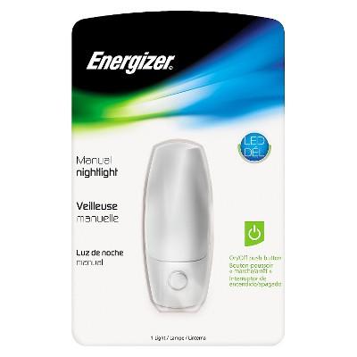 Energizer Manual LED Nightlight