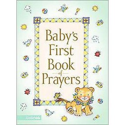 Babys First Book of Prayers (Hardcover)(Melody Carlson)
