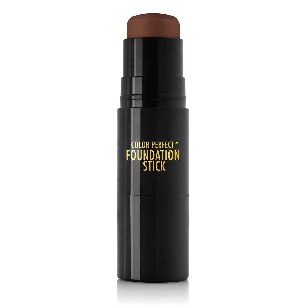 Black Radiance Color Perfect Foundation Stick Deep Brown