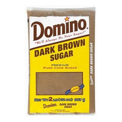 Sugar & Sweetener: Domino Dark Brown Sugar