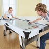 """ESPN 72"""" Air Hockey and Table Tennis Table - image 4 of 4"""