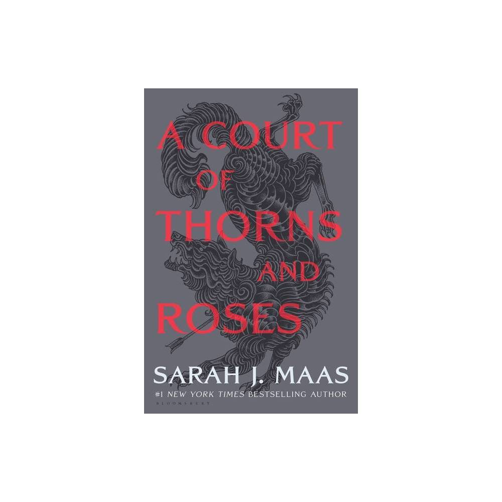 A Court of Thorns and Roses - (Court of Thorns and Roses, 1) by Sarah J Maas (Hardcover)  Simply dazzles.  - starred review, Booklist on A Court of Thorns and Roses  Passionate, violent, sexy and daring.... A true page-turner.  - USA Today on A COURT OF THORNS AND ROSES  Suspense, romance, intrigue and action. This is not a book to be missed!  - Huffington Post on A COURT OF THORNS AND ROSES  Vicious and intoxicating.... A dazzling world, complex characters and sizzling romance.  - Top Pick, RT Book Reviews on A COURT OF THORNS AND ROSES  A sexy, action-packed fairytale.  - Bustle on A COURT OF THORNS AND ROSES  Fiercely romantic, irresistibly sexy and hypnotically magical. A veritable feast for the senses.  - USA Today on A COURT OF MIST AND FURY  Hits the spot for fans of dark, lush, sexy fantasy.  - Kirkus Reviews on A COURT OF MIST AND FURY  An immersive, satisfying read.  - Publishers Weekly on A COURT OF MIST AND FURY  Darkly sexy and thrilling.  - Bustle on A COURT OF MIST AND FURY  Fast-paced and explosively action-packed.  - Booklist on A COURT OF WINGS AND RUIN  The plot manages to seduce you with its alluring characters, irresistible world and never-ending action, leaving you craving more.  - RT Book Reviews on A COURT OF WINGS AND RUIN Gender: unisex.