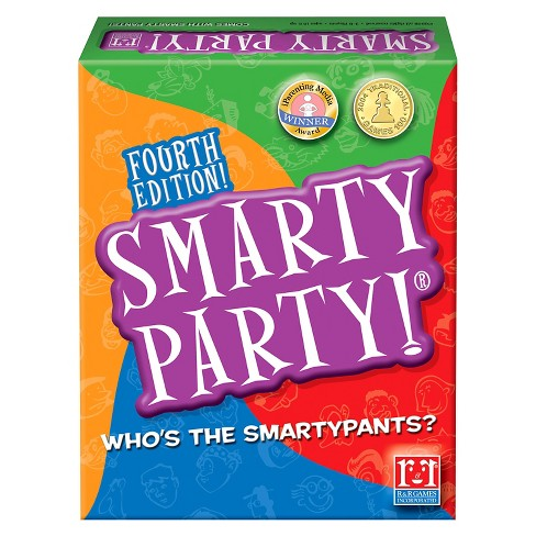 R&R Games Smarty Party Game - image 1 of 1