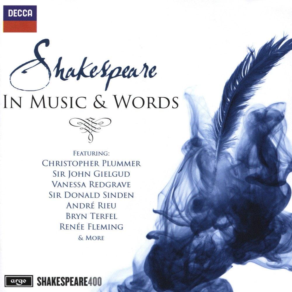 Various - Shakespeare In Music & Words (CD)