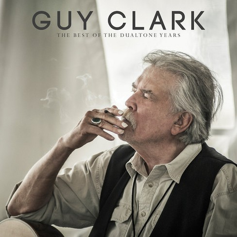 Guy Clark - Guy Clark:Best Of The Dualtone Years (Vinyl) - image 1 of 1