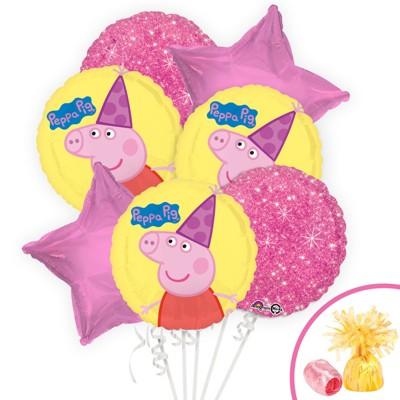 Birthday Express Peppa Pig Balloon Kit