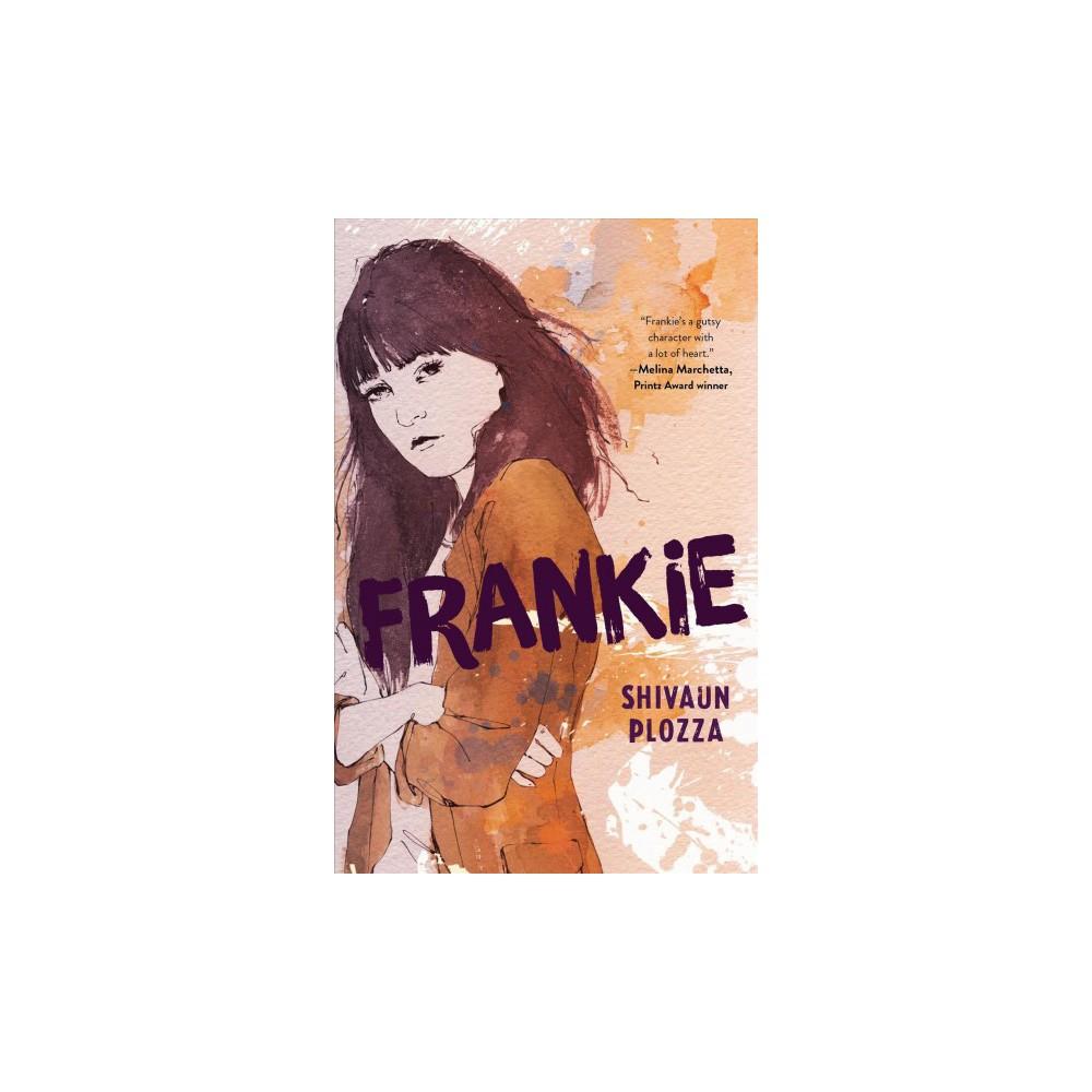 Frankie - by Shivaun Plozza (Hardcover)