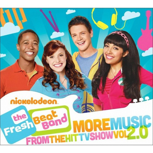 Fresh Beat Band 2.0: More Music From The Hit Show - image 1 of 1