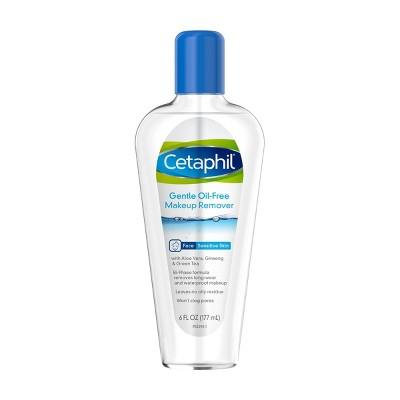 Cetaphil Gentle Waterproof Makeup Remover - 6oz