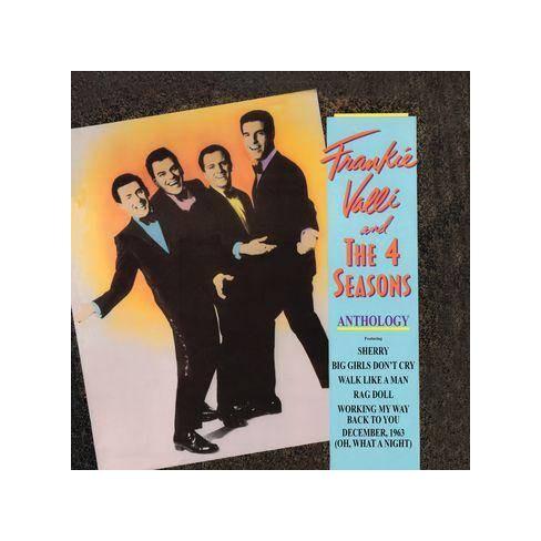 Frankie  Valli &  The Four Seasons - Anthology: Greatest Hits (Vinyl) - image 1 of 1