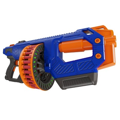 Dart Zone Tomahawk 60 Motorized Superdrum Blaster