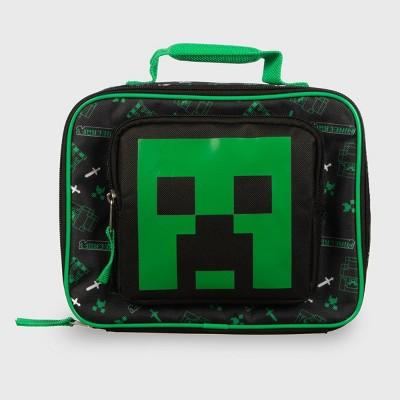 Minecraft Boys' Lunch Kit - Black