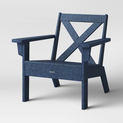 Shawboro POLYWOOD Patio Lounge Chair - Threshold™