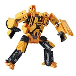 Transformers Toys Studio Series 41 Deluxe Class Transformers Revenge of the Fallen Movie Constructicon Scrapmetal Action Figure