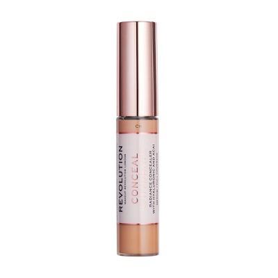 Makeup Revolution Conceal & Hydrate Concealer - 0.77 fl oz