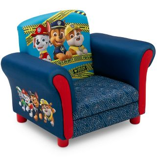 PAW Patrol Upholstered Kids Armchair - Nick Jr.